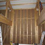 Réalisations - Isolation laine de bois