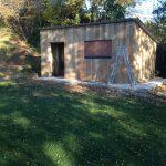 Réalisations - Abri de jardin 20 m2